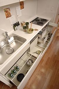満足の居心地!キッチンを快適に、楽しくするリフォーム
