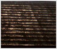 屋根の錆・劣化